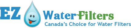 EZ Water Filters - Canada's Choice for Water Filters